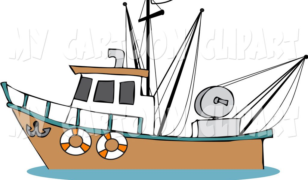 Fishing Boat clipart Clip Art Sea – Clipart