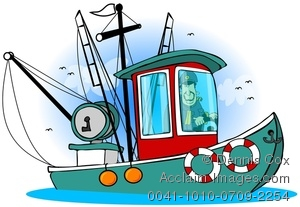Fishing Boat clipart Boat photography & Acclaim Images