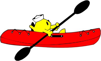 Boat clipart little boat Christart Clipart com Kayak Kayak