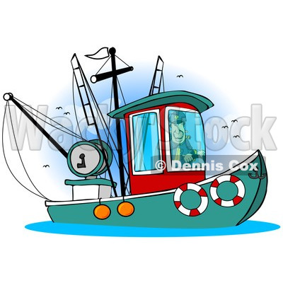 Boat clipart fishing trawler  fishing Collection Png Boat