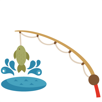 Fishing clipart Pole images 6 fish art