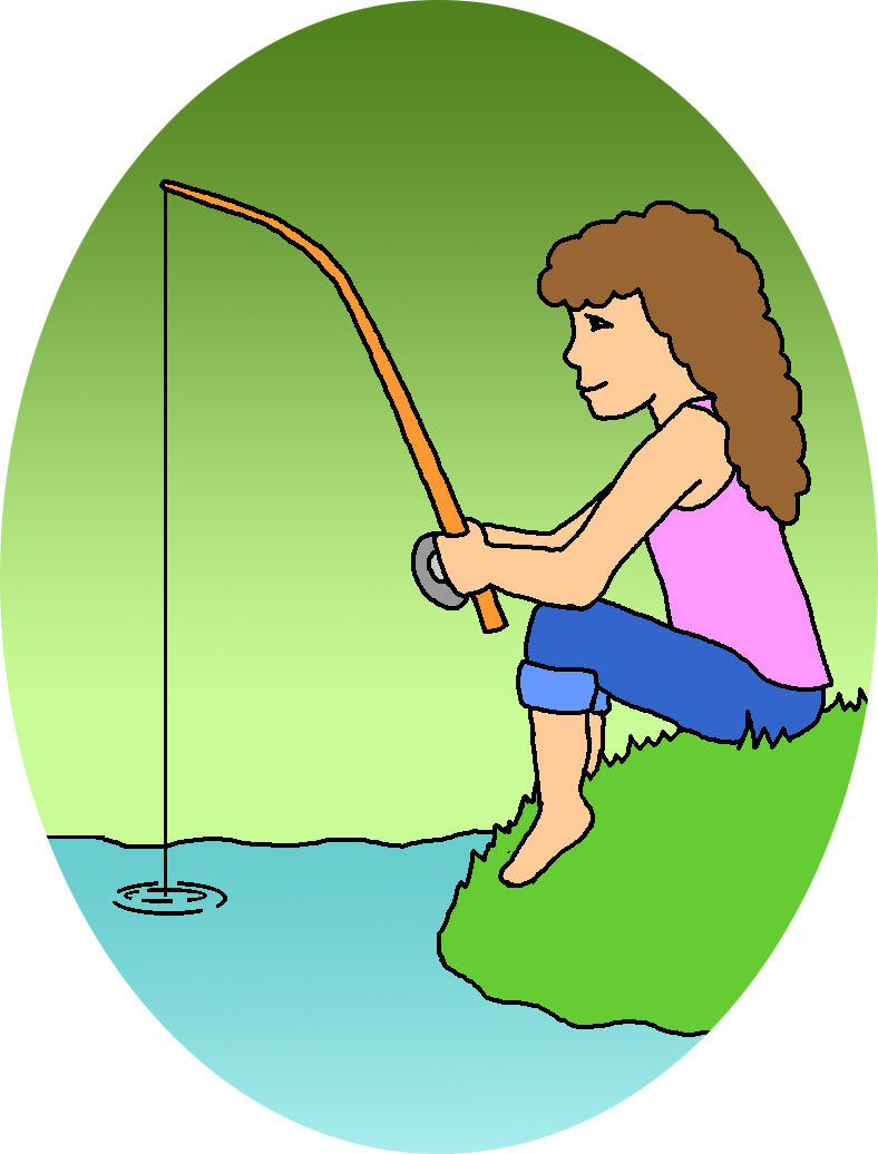 Fishing Net clipart kid Clip Fishing Art com #9413