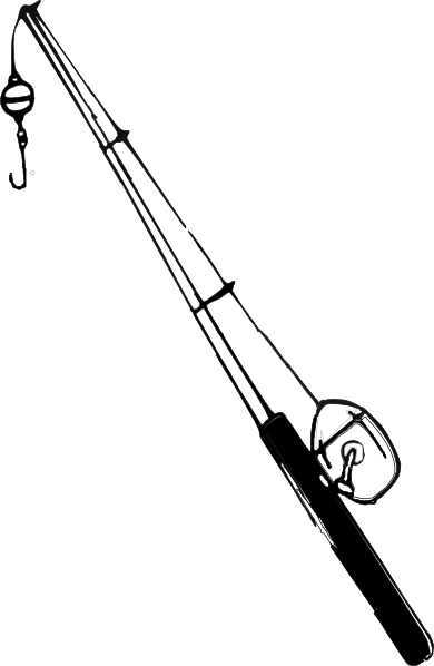 Fishing Rod clipart #15