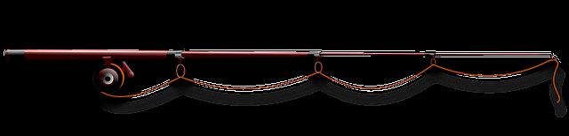 Fishing Rod clipart fishing pole Pole art clip image rod