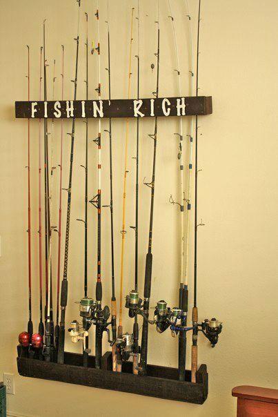 Fishing Rod clipart iron rod Pinterest made Minwax pallet A