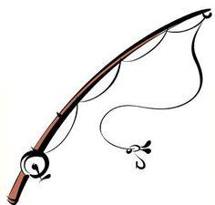 Fishing Rod clipart iron rod Hook bobber Fishing anitmated and