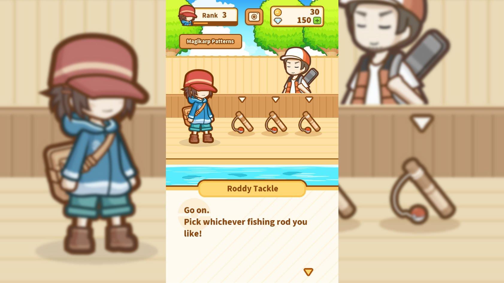 Fishing Rod clipart pokemon Fish Magikarp How From Magikarp