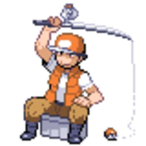 Fishing Rod clipart pokemon UGO images · best Pokémon