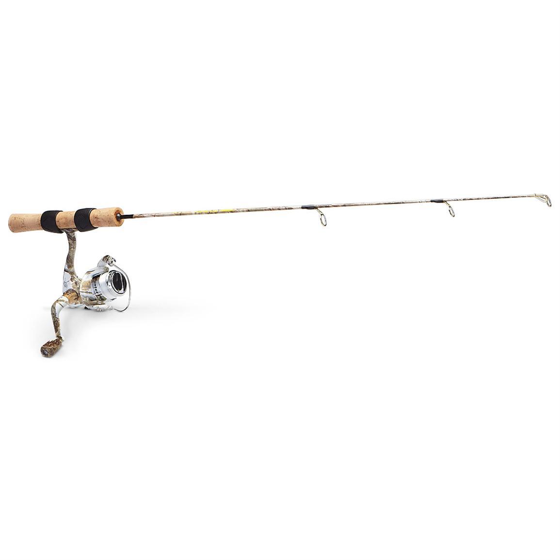 Fishing Rod clipart real Reel Fishing Camo Fishing Rod