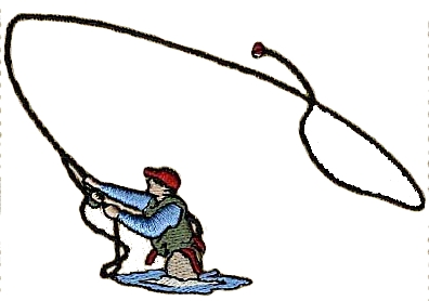 Fishing Rod clipart trout fishing Fishing Free Fishing Cliparts Clipart