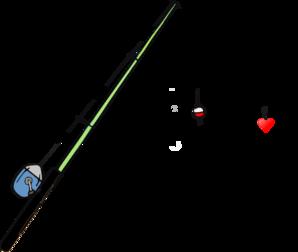 Clker com Fishing Art Art