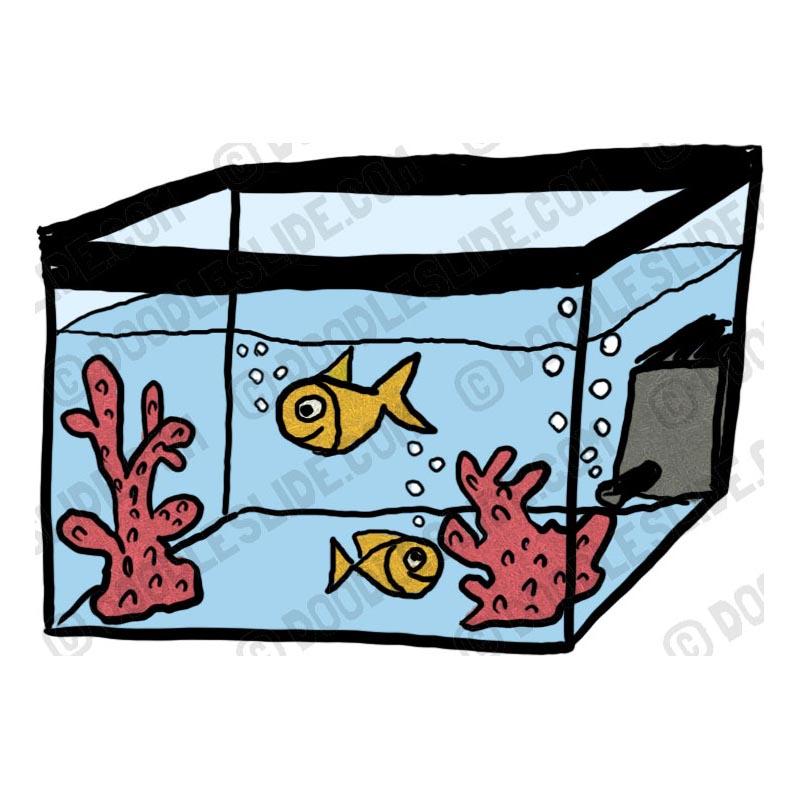 Fishtank clipart & Pie tank tank Clipart