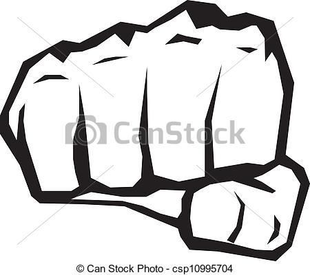 Fist clipart #15