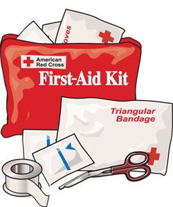 Fist clipart aid kit Common Have of What Aid