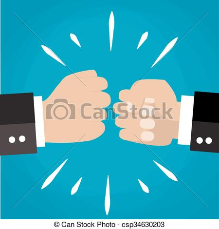 Fist clipart purple Conflict Fists Fists two Clipart