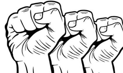 Fist clipart government power Clip Power Library Power Art