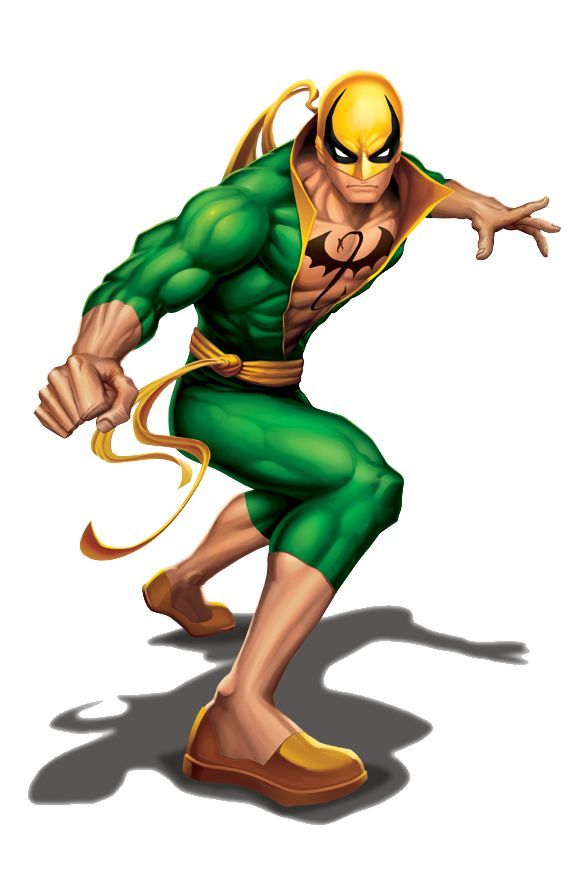 Fist clipart iron fist Has Iron is who Fighter
