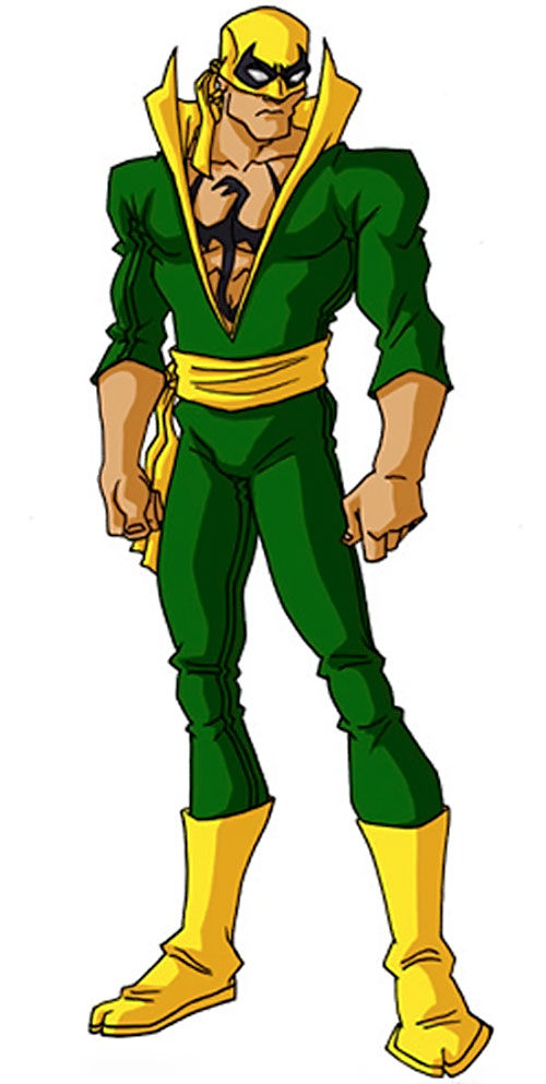 Fist clipart iron fist Comics by Marvel Fist RonnieThunderbolts