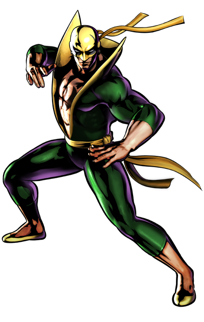 Fist clipart iron fist Immortal Capcom The – 3