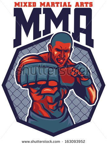 Fist clipart labor Stock punch Design MMA punch