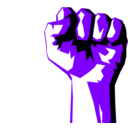 Fist clipart purple Download Worker Worker 270 Fist
