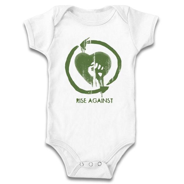 Fist clipart purple Heartfist Onesie Online White Against
