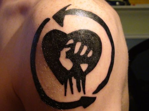 Fist clipart rise against Tattoos images Rise Logo Rise