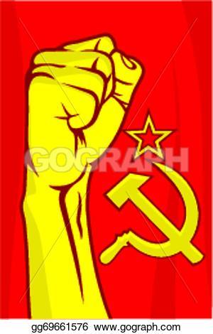 Fist clipart soviet #3