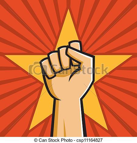 Fist clipart soviet #4