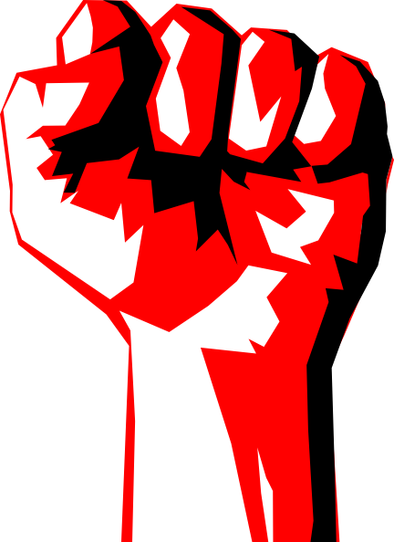Fist clipart transparent Closed Clipart and Cliparts Art