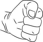 Fist clipart two Fist Clip and art fist