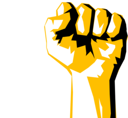 Fist clipart worker Wheel صورة Color Fist of