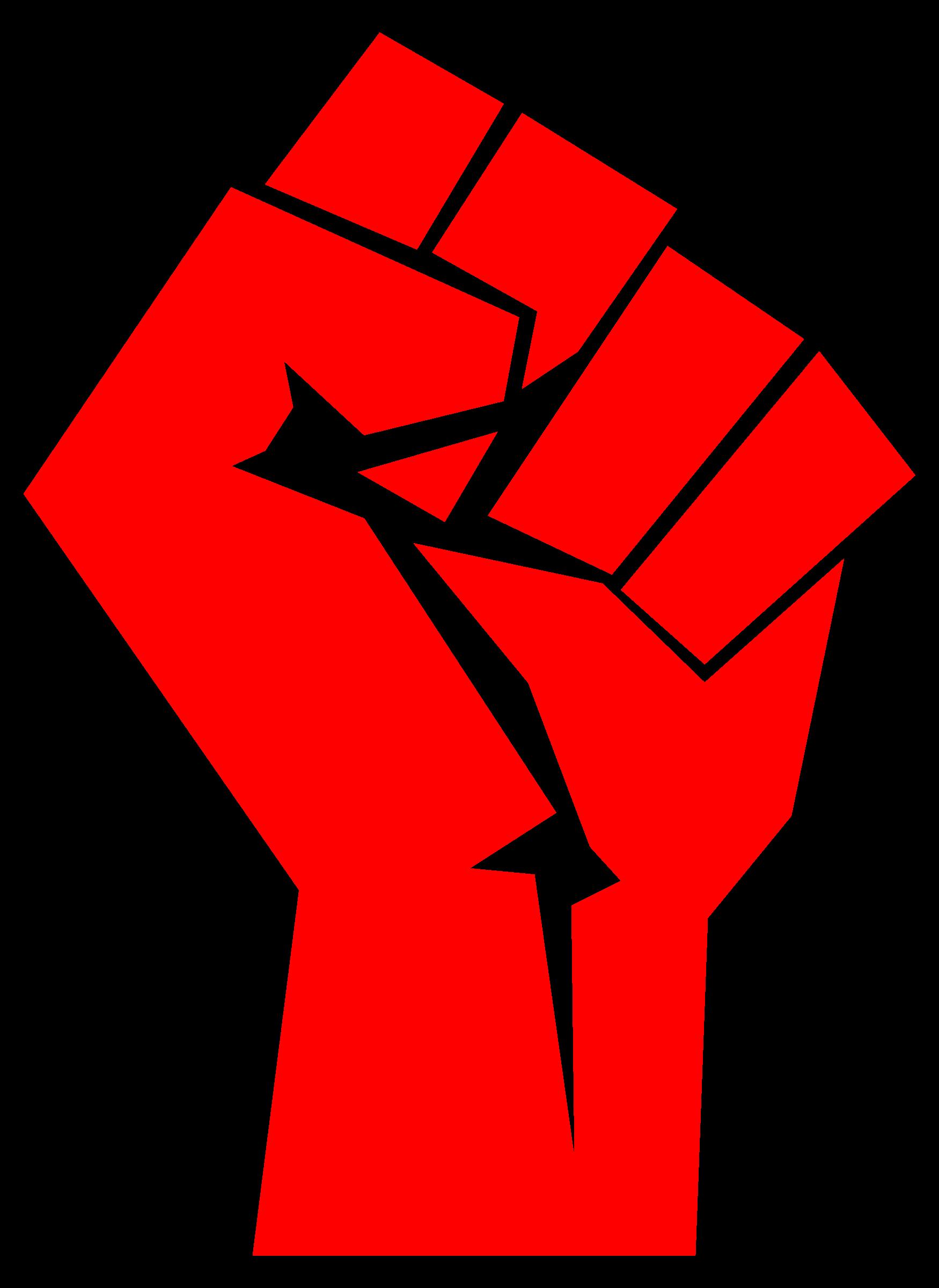 Fist clipart worker Fist Clipart fist