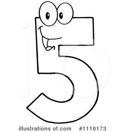 Five clipart Five Hit Royalty Illustration #1116173
