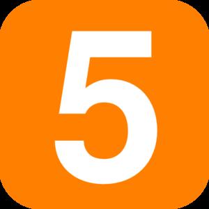Five clipart Download Five Five clipart Download