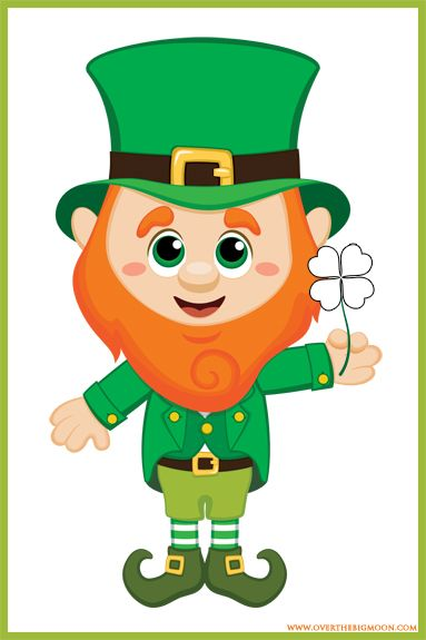Clover clipart leprechaun Leprechaun ideas The Pinterest Best