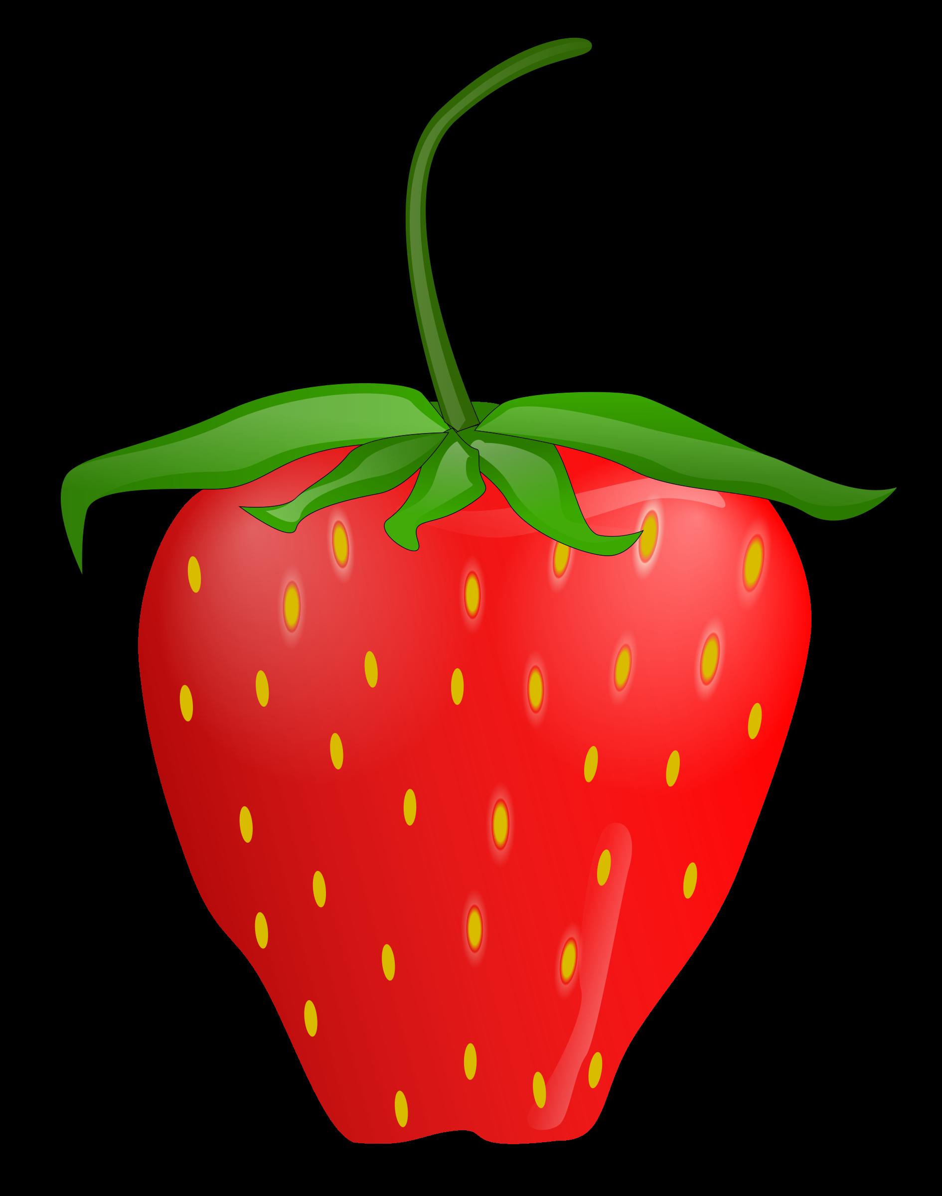 Berry clipart strawberry White Black Strawberry strawberry%20clipart Panda