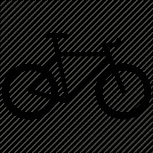 Fixie clipart bike symbol Bicycle cycling bikecons  cycling