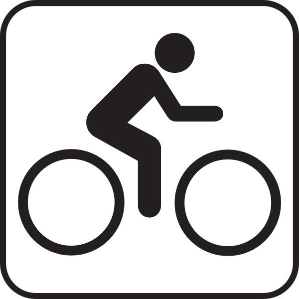 Fixie clipart bike symbol Map vector) Bike clip Bike