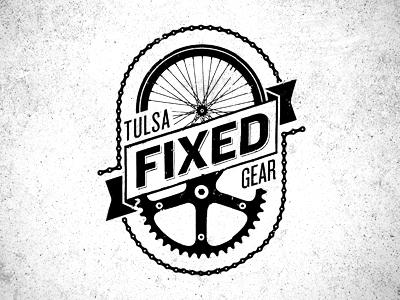 Fixie clipart bike symbol Dribbble Fixed Gear Nathan Tulsa