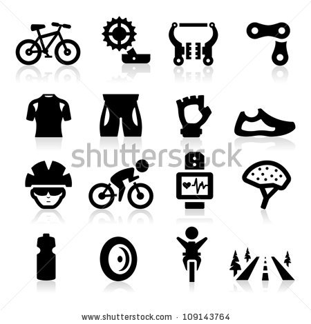 Fixie clipart bike symbol Bike Discover millions royalty logo