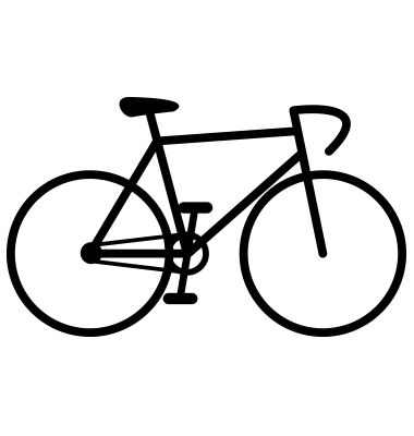 Fixie clipart bike symbol Bicycle best Bicycle ideas 25+