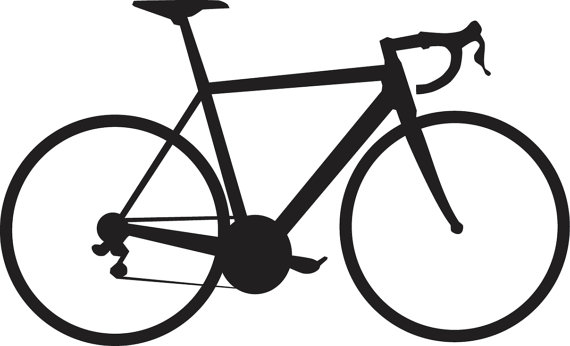 Bicycle clipart road cycling Clipart Bike Bike Clipart Fixie