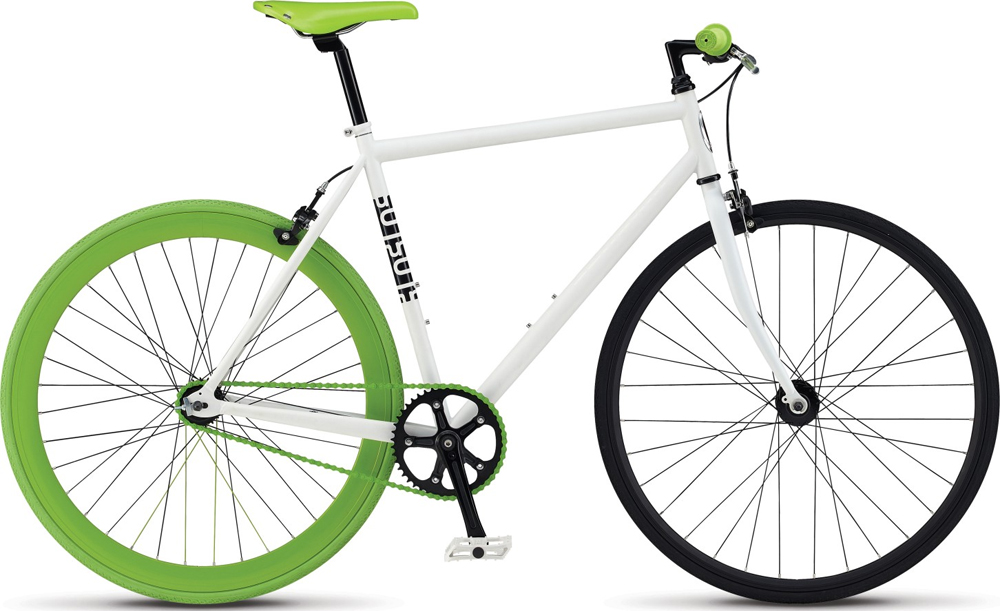 Fixie clipart cycle Boise Bikes New Cycle green