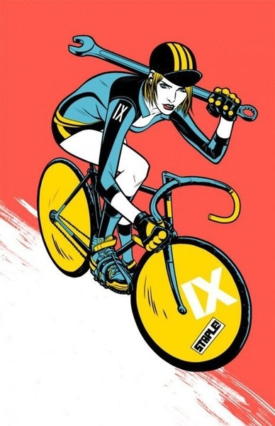 Fixie clipart female Im girl about images 716