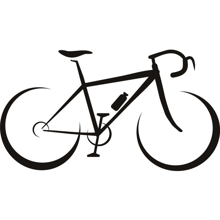Fixie clipart road cycling Best Pinterest drawing bike Mountain