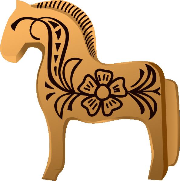 Fjord clipart Fjord Horse Clipart #14