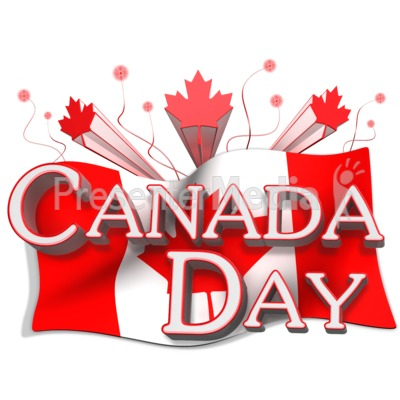 Canada clipart canada day Great And Clipart Clip And