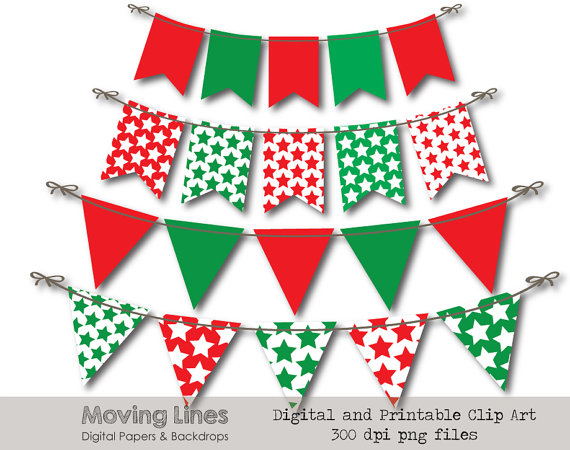 Flag clipart race track Christmas Banner Items Red Flags
