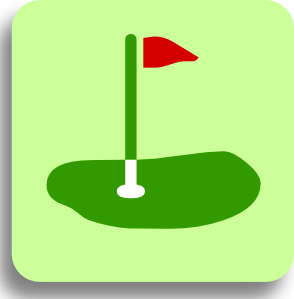 Flag clipart mini golf Online free at royalty Clip